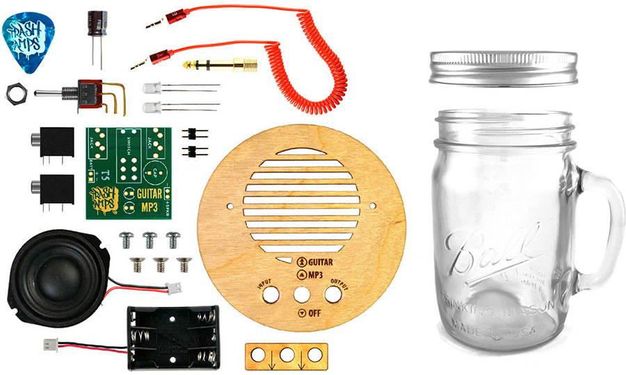 About DIY Speaker Kit (v4) – Trash Amps