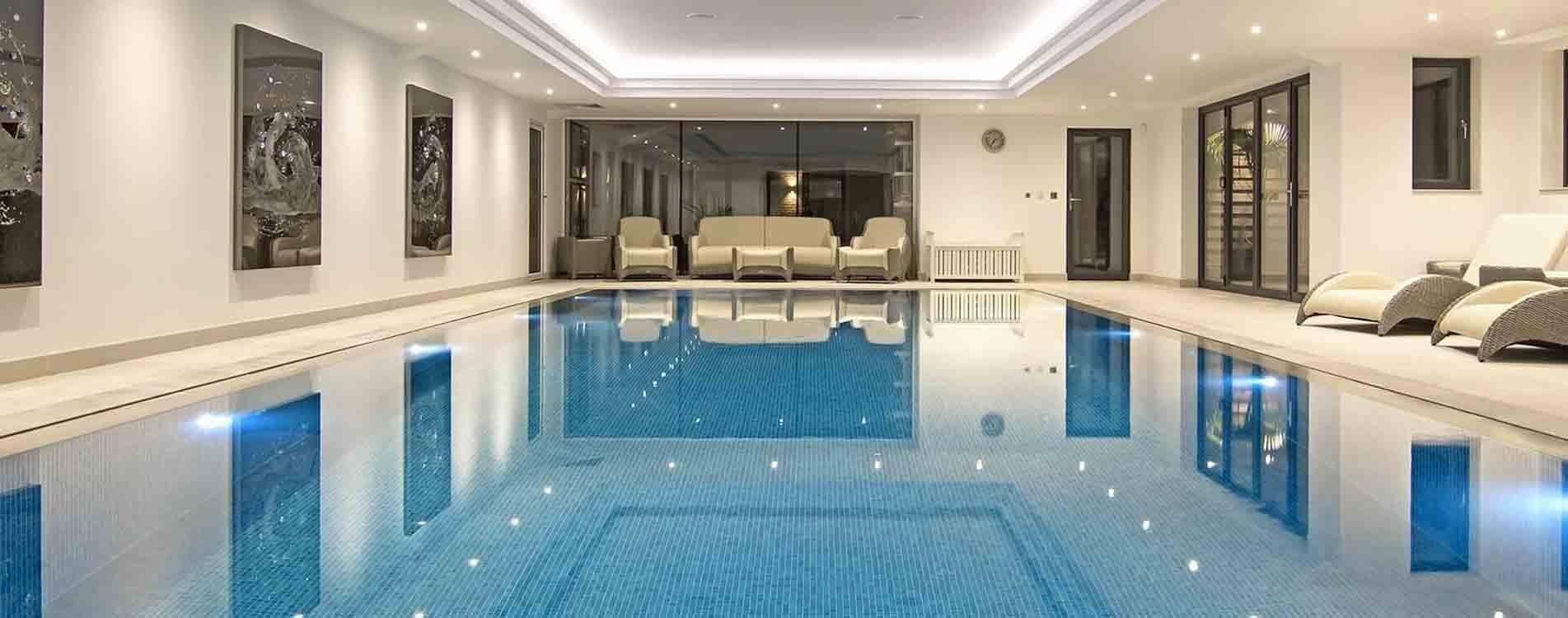Indoor Pool Builds Gerrards Cross | Deep End Pools