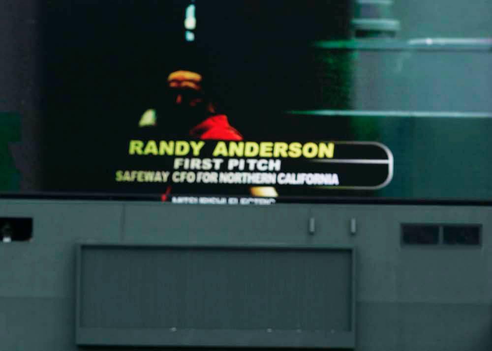 Baseball First Pitch