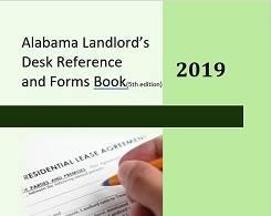 2019 Alabama Landlord book