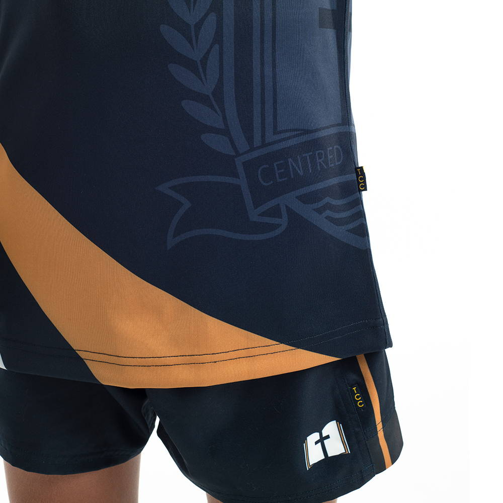 Valour's sublimated rugby league jerseys give clubs 100% freecom to design customised sportswear