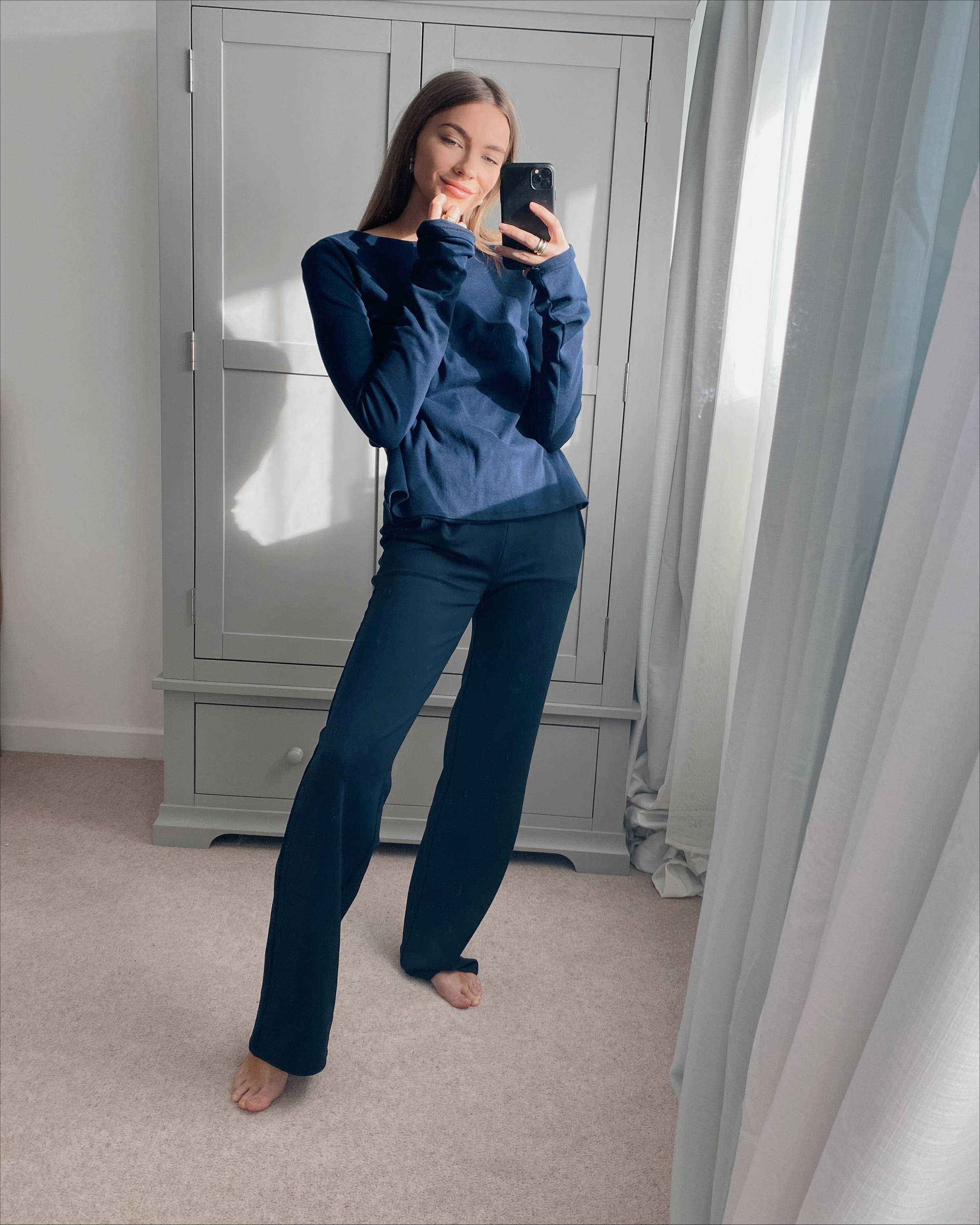 Sustainably styling tips for UK women's clothing brand Fanfare Label