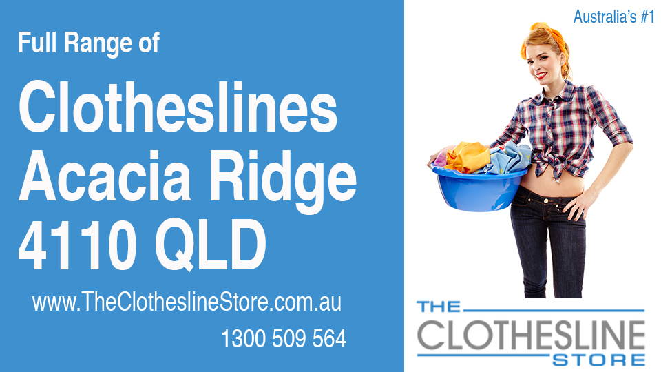 New Clotheslines in Acacia Ridge Queensland 4110