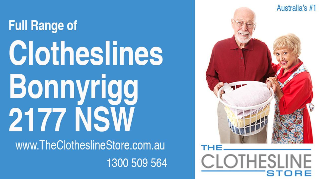 Clotheslines Bonnyrigg 2177 NSW