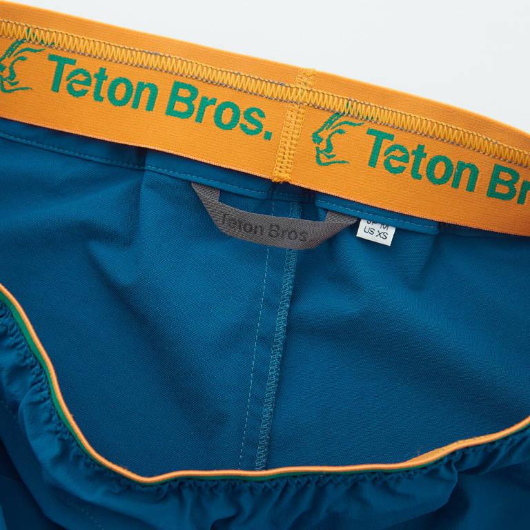Teton Bros.(ティートンブロス)/ランパンツ/ネイビー/WOMENS