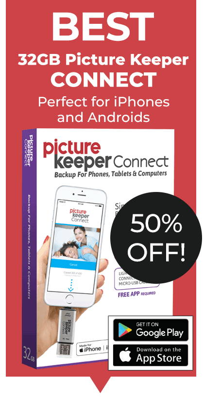 picture keeper connect 32GB