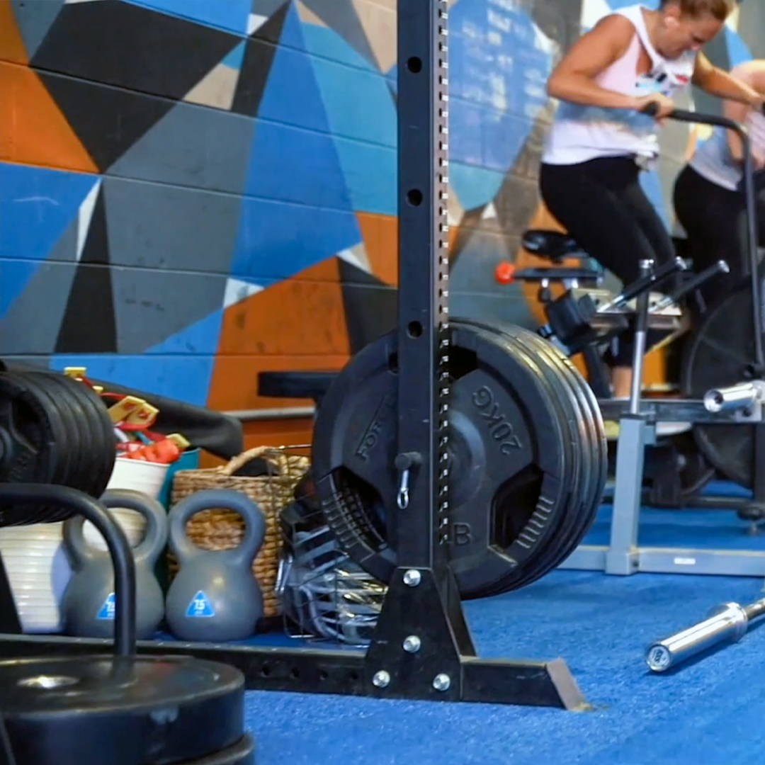 Commercial Gym Fit Out Weight Plates