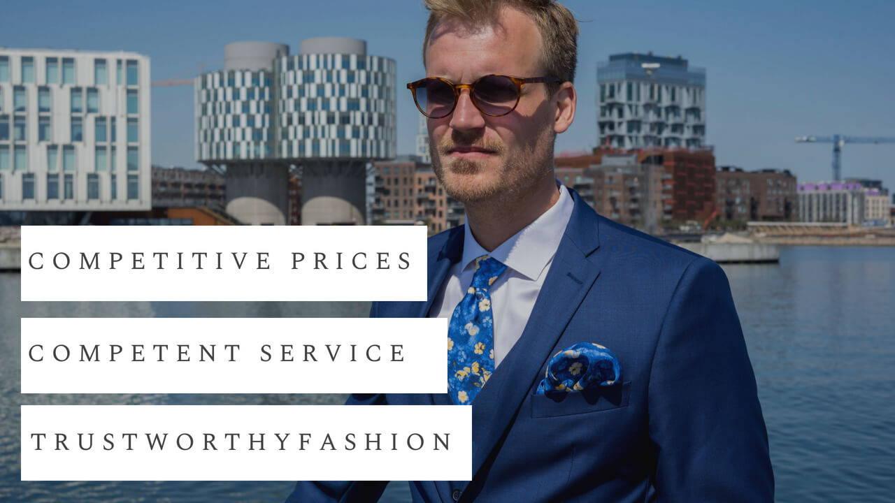 Suits by Deerest Copenhagen