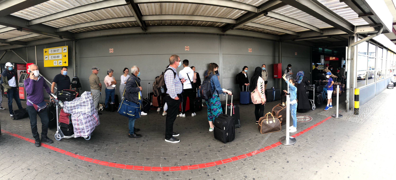 travelling berlin airport