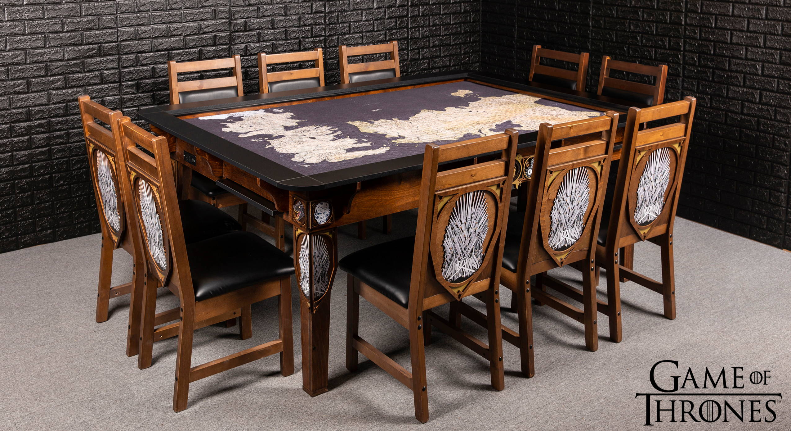 Game Of Thrones Table Of Ultimate Gaming