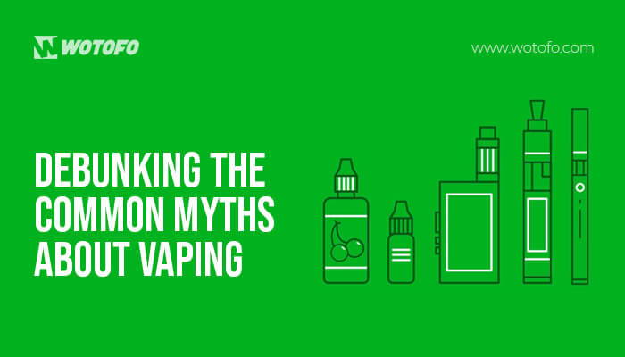 vaping myths and facts
