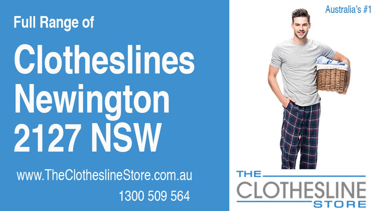 Clotheslines Newington 2127 NSW