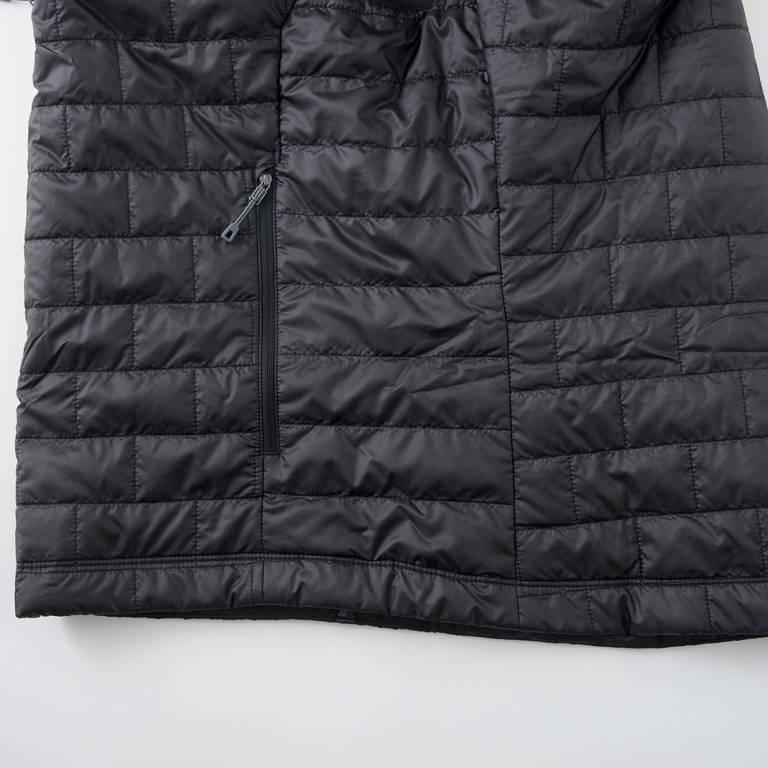 patagonia(パタゴニア)/ナノパフジャケット/ブラック/WOMENS