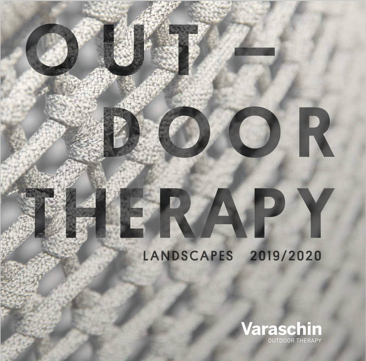 Varaschin Outdoor therapy 2019