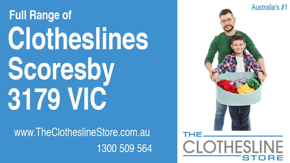 New Clotheslines in Scoresby Victoria 3179
