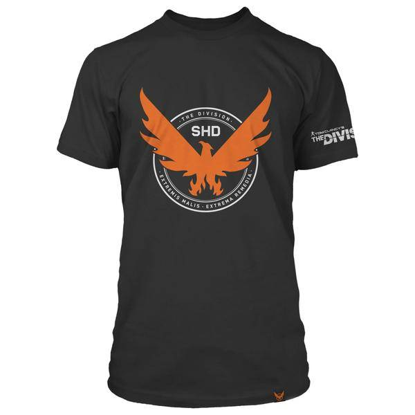 Product image of the The Division 2 SHD Logo Premium Tee
