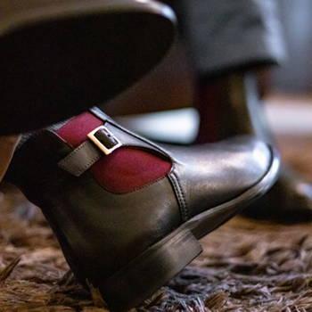 Chaussures adaptées aux semelles orthopédiques