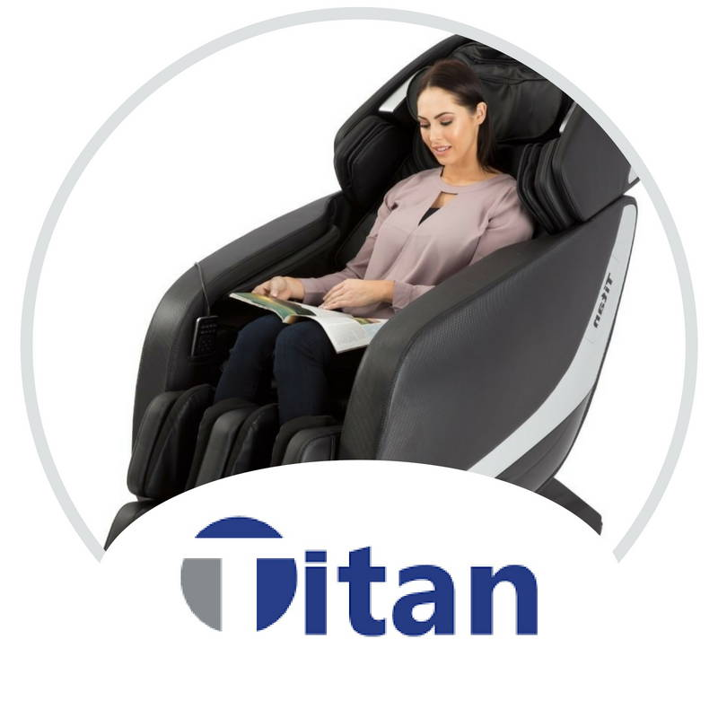 Titan Massage Chair Collection