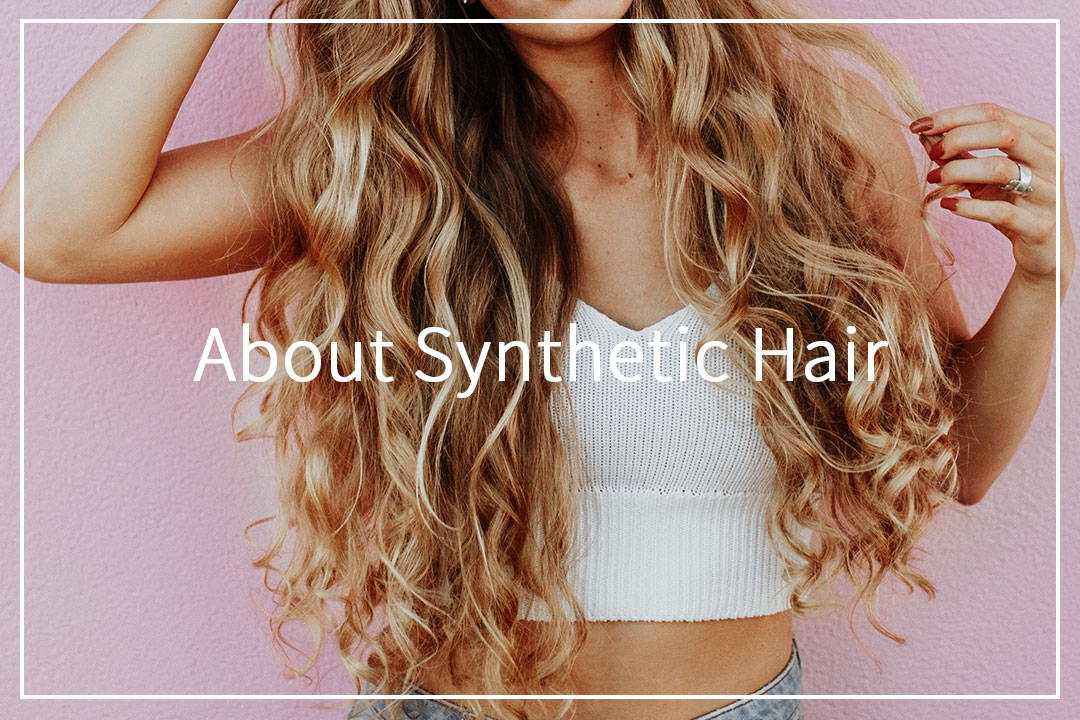 How to detangle synthetic hair? How to wash synthetic hair? How to style synthetic hair? Let's explore more about synthetic hair with ReadyWig!