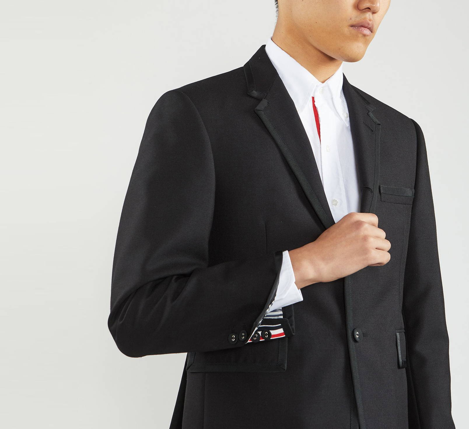 Men's Apparel Featuring Thom Browne