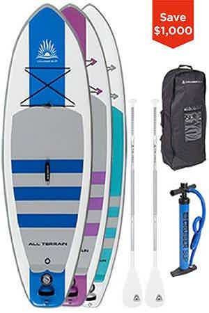 Escape AIR Paddle Board Packages