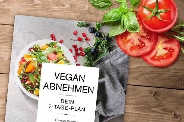 Vegan abnehmen mit dem nu3 Plan