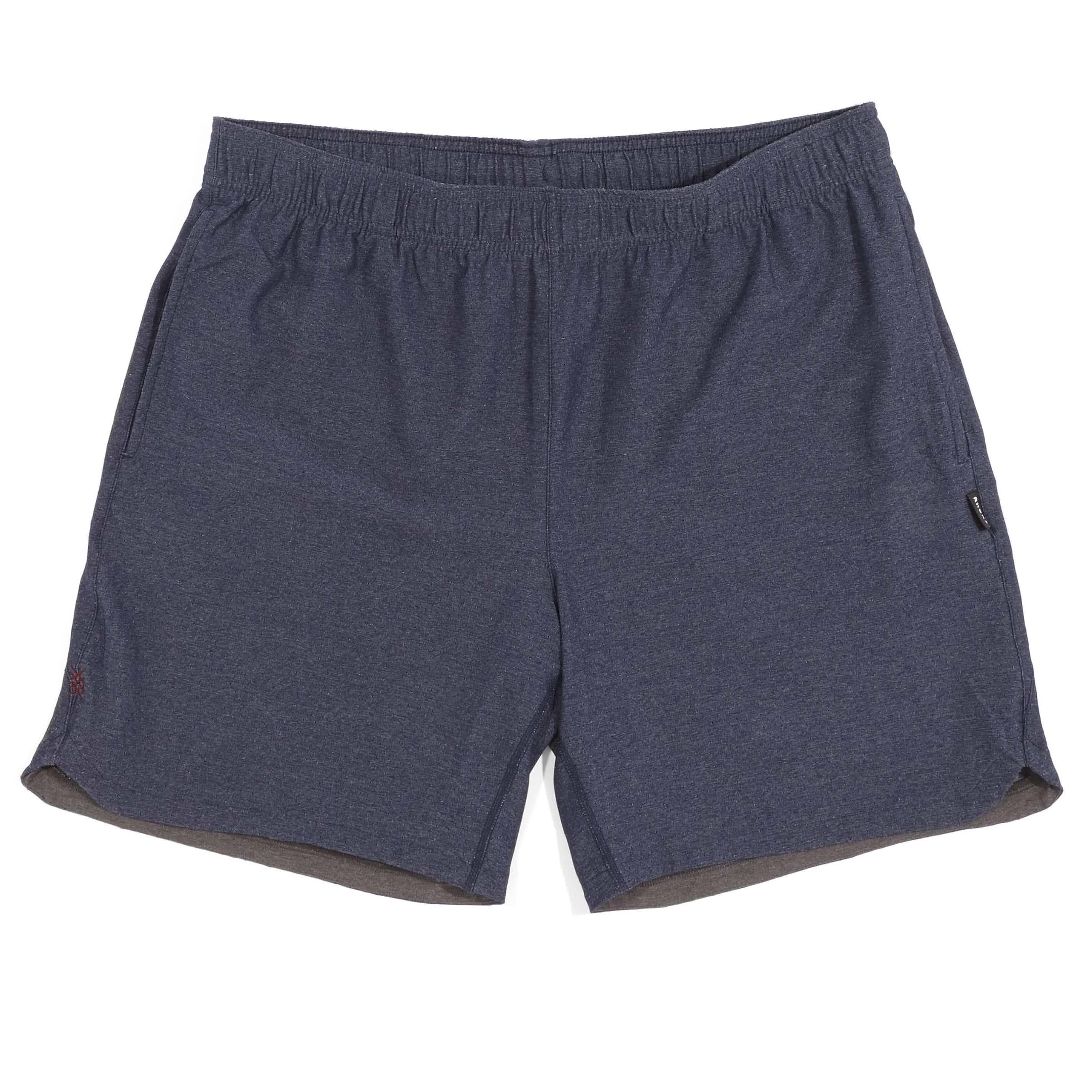 Navy Guru Shorts