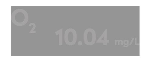 O2 | 10.04 | Oxygen content enhanced