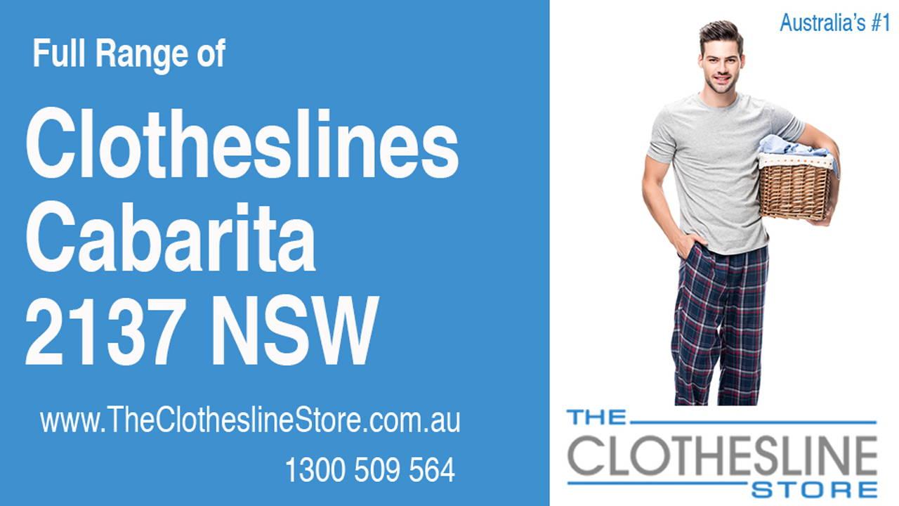 Clotheslines Cabarita 2137 NSW