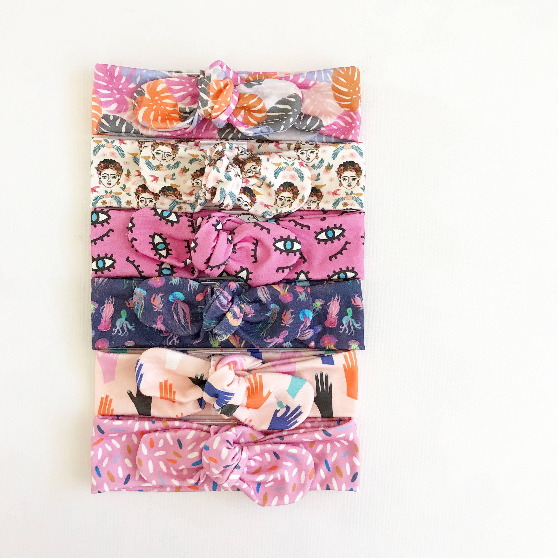 TopKnot Girl - Love Australian Handmade