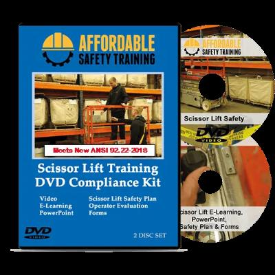 Scissor Lift Train The Trainer Kit