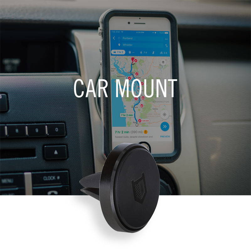 hitcase car mount