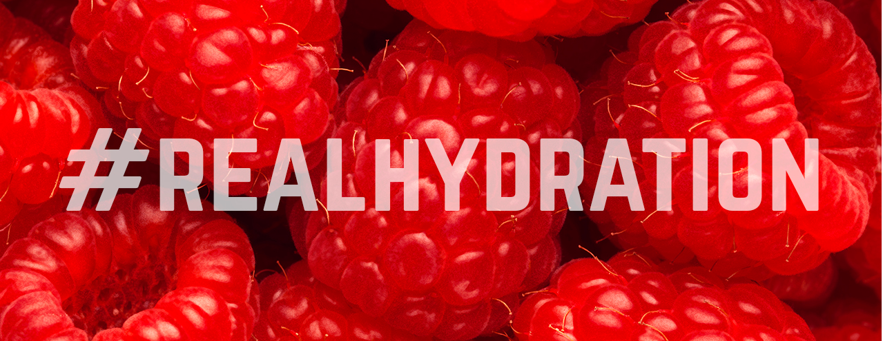 Veloforte Real Hydration | 100% natural electrolytes & real fruit hydration powders
