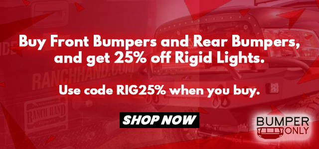 Aftermarket Bumpers Coupon Codes
