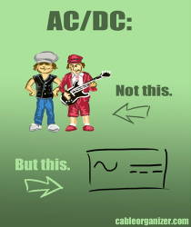 AC/DC electrical meme for rv solar power and van conversions