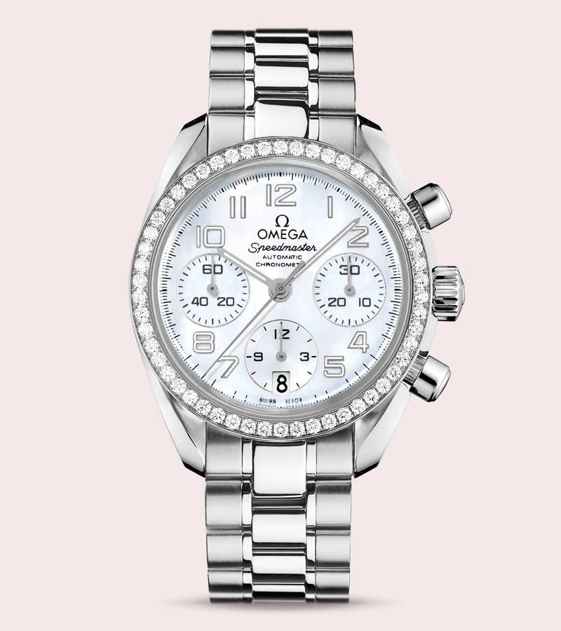 Omega Ladies Speedmaster Chronograph