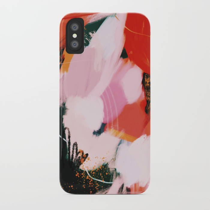 What We Found iPhone Case by Parima Studio
