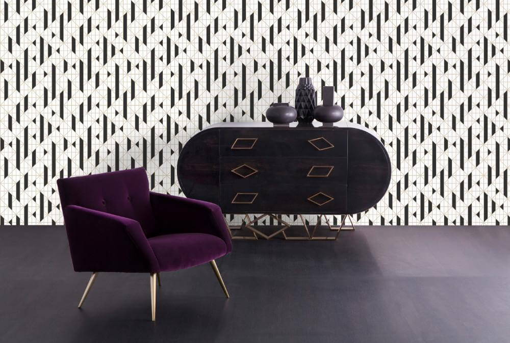 Graham & Brown Linear Wallpaper