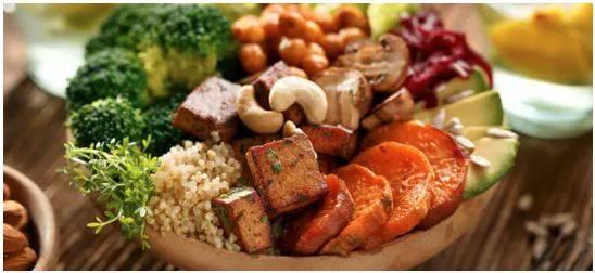 Almuerzo dieta adelgazar