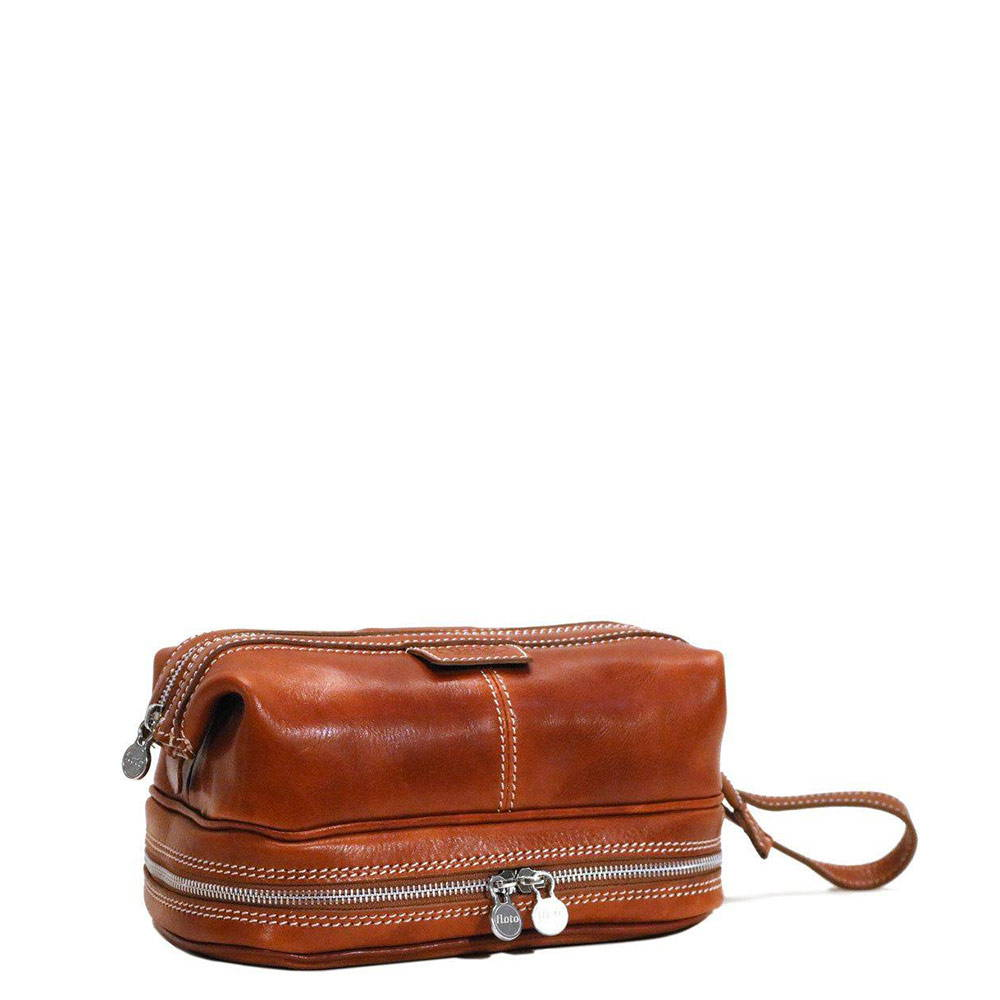 Italian Leather Make-up Bags for women