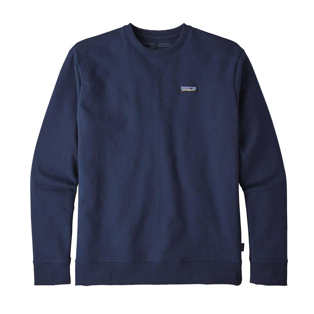 patagonia(パタゴニア)/P-6ラベル アップライザルクルー スウェットシャツ/ネイビー/MENS