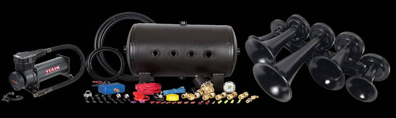 Nathan Airchime K5LA 5485K Train Horn Kit