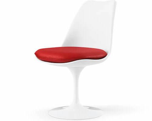 Knoll Tulip Armless Chair