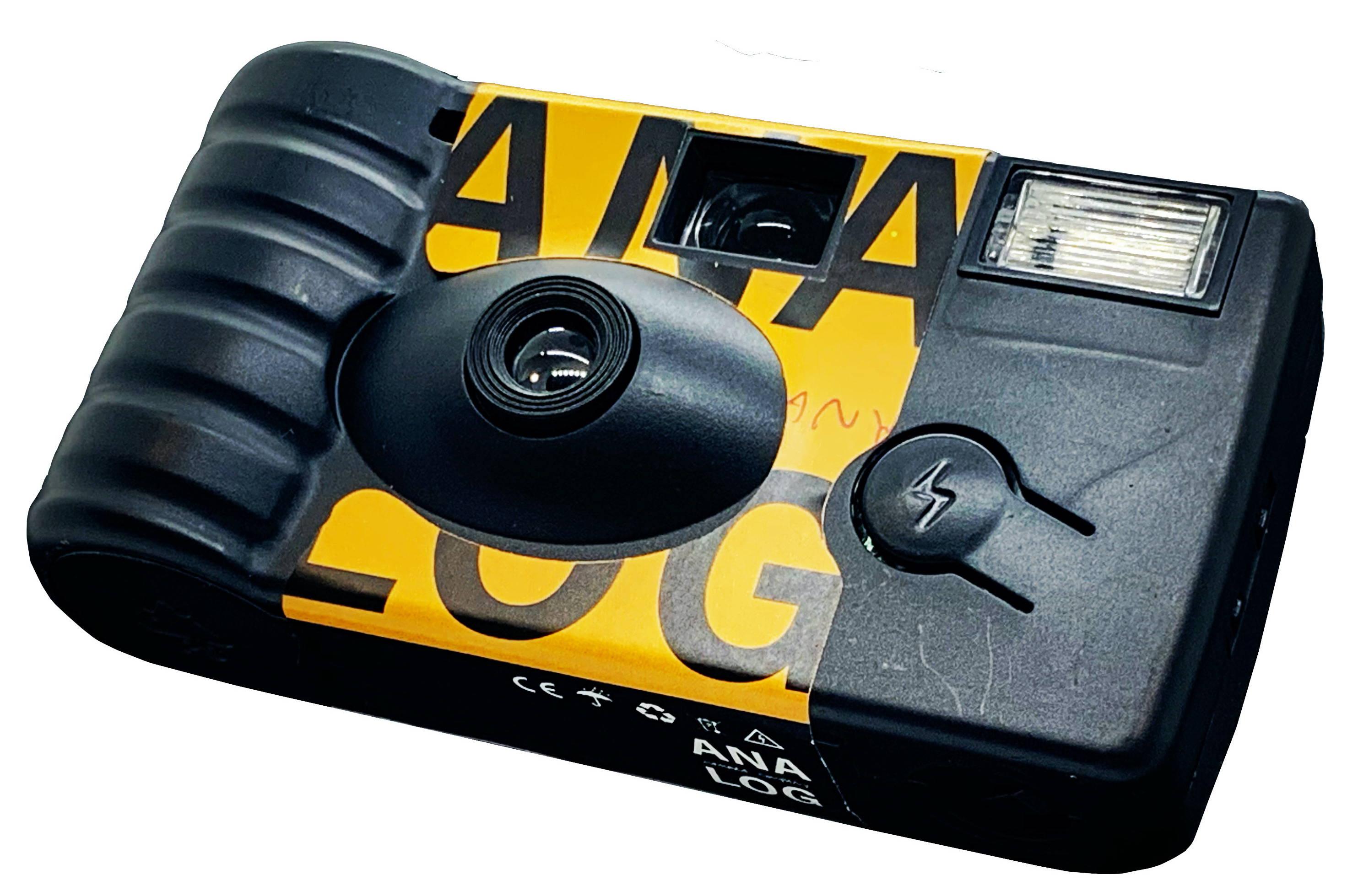 Cheap Yellow Disposable Camera