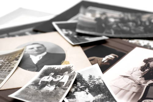 Genealogy photos