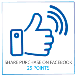 Share on Facebook to earn 25 points