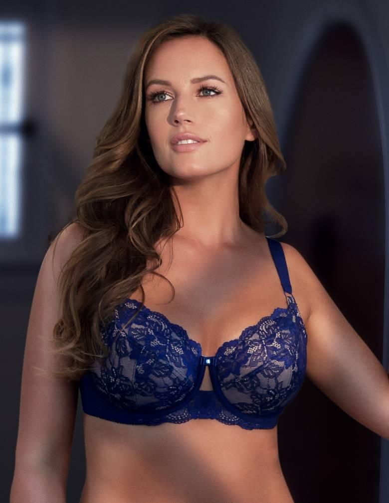 Parfait Marion P5392 Lapis Blue Balconette Bra