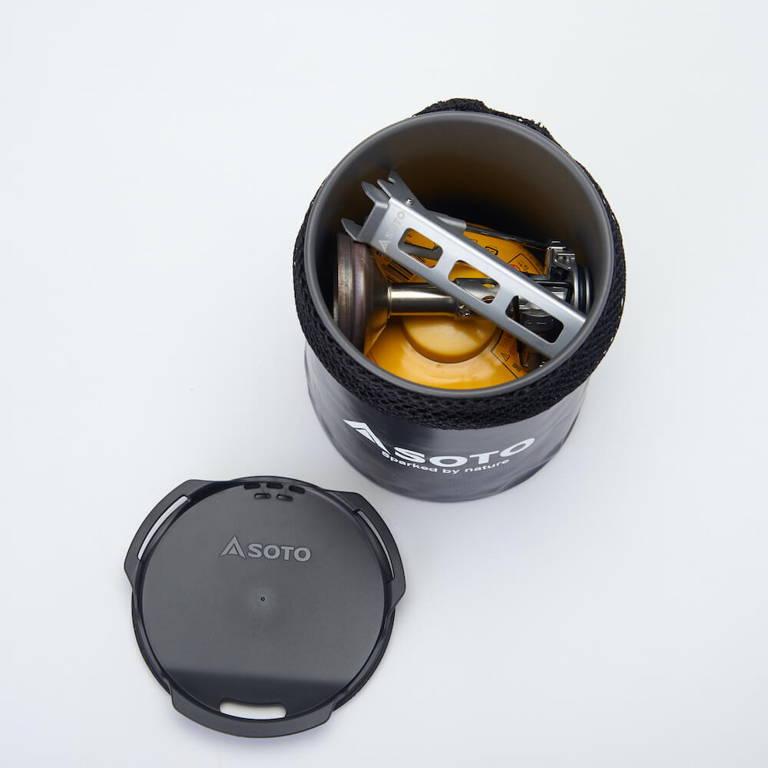 SOTO(ソト)/サーモスタッククッカーコンボ