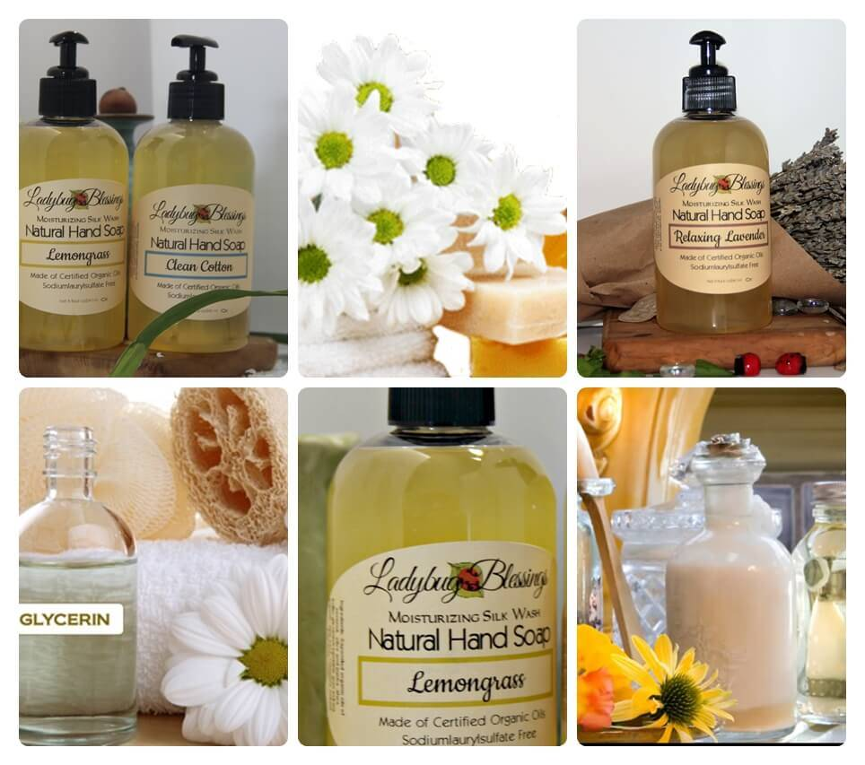Natural Hand Soap, hand soap, natural soap for hands