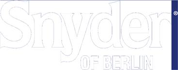 Snyder of Berlin logo